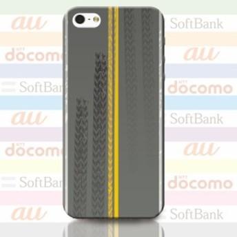 スマホカバー ハード スマホケース ほぼ全機種対応 iPhone XPERIA Galaxy 道路 / RB-440-1