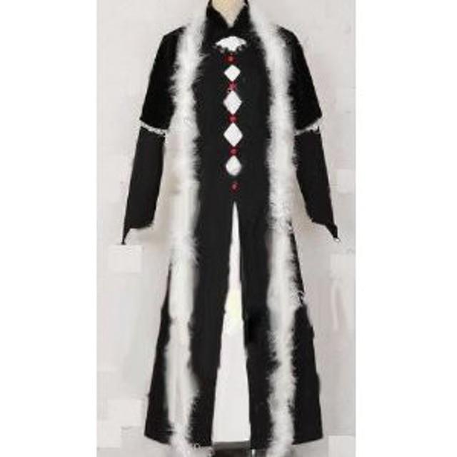 DK711 ◆ Sound Horizon Marchen  黒き女将の宿(女将) 風  コスプレ衣装 新品 完全オーダメイドも対応可能