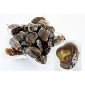 【天然石 原石】ファイヤーアゲート 1個 ※ネコポス不可※ パワーストーン