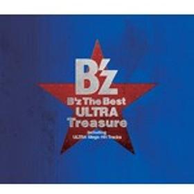 """B'z The Best """"ULTRA Treasure""""/B'z[CD+DVD]【返品種別A】"""