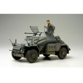 タミヤ 1/35 ドイツ4輪装甲偵察車 Sd.Kfz/222 (エッチングパーツ付き)【35270】プラモデル 【返品種別B】