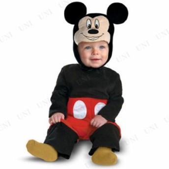 ミッキーマウス ベビー用 M 仮装 衣装 コスプレ ハロウィン 子供 キッズ コスチューム 子ども用 アニメ ディズニー 赤ちゃん 服 ベビー用