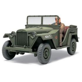 タミヤ 1/48 ソビエト・フィールドカー GAZ-67B【32542】プラモデル 【返品種別B】