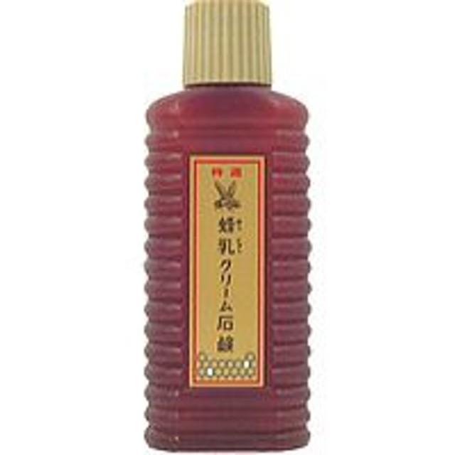 蜂乳 クリーム石鹸 80ml (2203-0410)