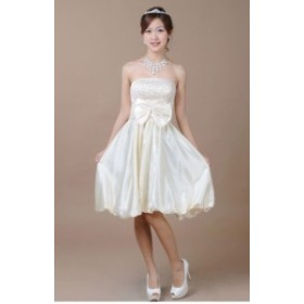 B566 ドレス.パーティードレス.ミニドレス.舞台ドレス.プリンセス.発表会.結婚式.披露宴.演奏会.二次会.ブライダル