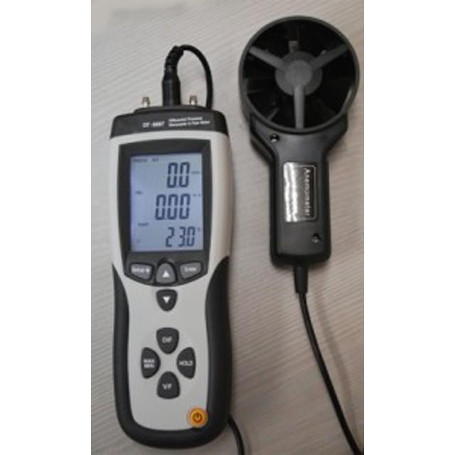MK[DT-8897] 微差圧マノメーター  (風速・風量・温度測定機能付) DT8897