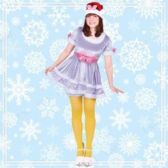 !! サンタ コスプレ サンタデイジーダック 大人用 仮装 衣装 コスプレ コスチューム 女性 ディズニー クリスマス 大人用 サンタ レディ