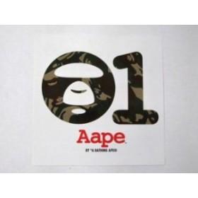APE Aape 1周年 ステッカー