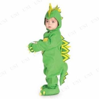ドラゴン・ダイナソー(恐竜・怪獣) ベビー用 Inf 仮装 衣装 コスプレ ハロウィン 子供 キッズ コスチューム 子ども用 ベビー 赤ちゃん 服