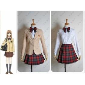 ちはやふる 綾瀬 千早(あやせ ちはや) 瑞沢高校女子制服  風 コスプレ衣装 完全オーダーメイドも対応可能