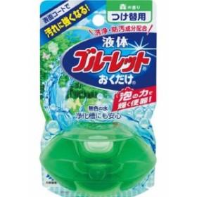 小林製薬 液体ブルーレットおくだけ 森の香り つけ替用 70ml (0811-0506)