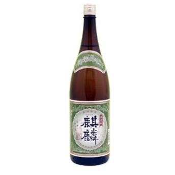 【下越酒造】 ほまれ麒麟 別撰辛口 1.8L [J291]