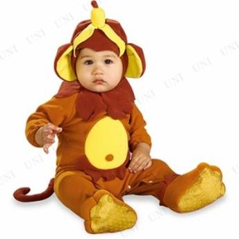 モンキーSee・モンキーDo ベビー用 Newborn 仮装 衣装 コスプレ ハロウィン 子供 キッズ コスチューム 子ども用 動物 アニマル ベビー 赤