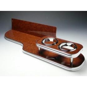 【売り切り!お買い得】RF1/2ステップワゴン フロントテーブル ウッド