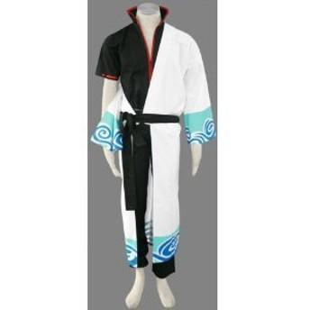 銀魂 坂田銀時 ぎんたま さかたぎんとき 銀さん 風 コスプレ衣装 ★  完全オーダメイドも対応可能  K315