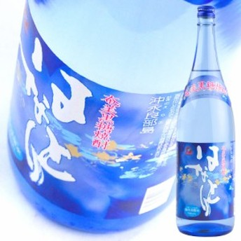 【沖永良部酒造】 はなとり 黒糖20度 1.8L 【黒糖焼酎】