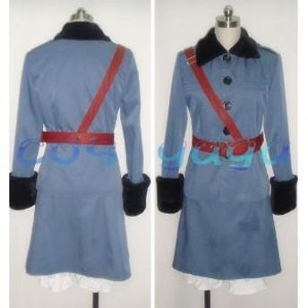 DK639 ◆ ヘタリア  ベラルー 風 ★ コスプレ衣装 新品 完全オーダメイドも対応可能