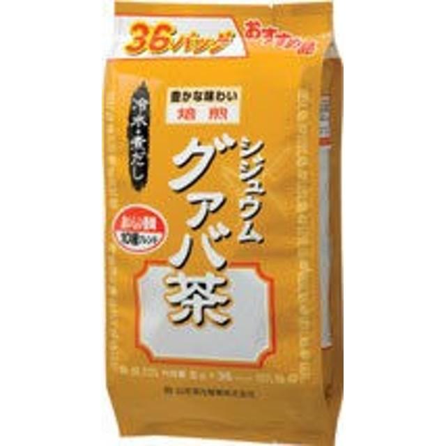 山本漢方 お徳用シジュウムグァバ茶(袋入)8g×36包 ※軽減税率対商品