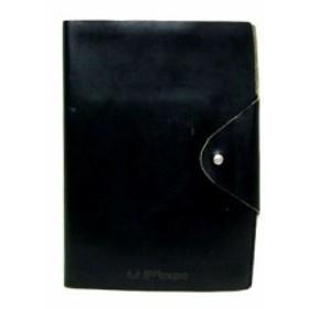 62cb34588920 Lenexpo RUSSIA クラシックレザーノートブックカバー 手帳 システム (皮革 ケース) 051013【中古