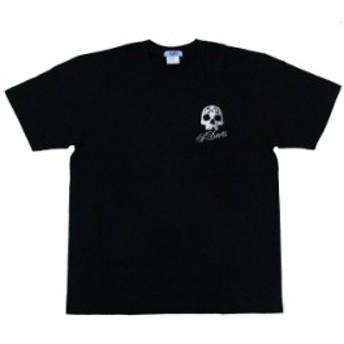 ダーツアパレル【3G×エスダーツ】Tシャツ 2011年Summer スカル XL 【ホワイト】