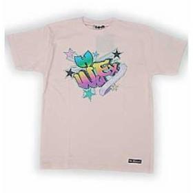 【新品】 WU-EXCLUSIVE ウーエクスクルーシブ WEX07SS07 S/S Tシャツ /ピンク