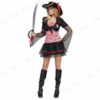 !! ブラックパール・パイレーツ 大人用(SM) 仮装 衣装 コスプレ ハロウィン 余興 大人用 コスチューム 女性 パイレーツ 女海賊 女性用 レ