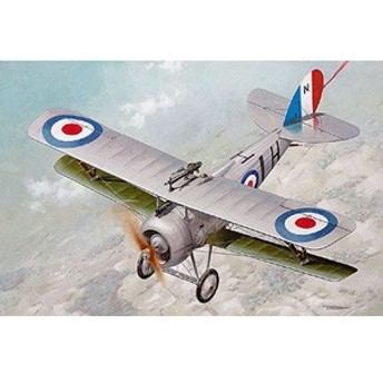 ローデン 1/32 仏・ニューポール27戦闘機・WW-I【032T630】プラモデル 【返品種別B】