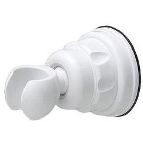 三栄水栓 吸盤式シャワーフック PS30-37-W(1コ入)[風呂・洗面用品 その他]
