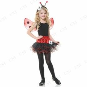コスプレ 仮装 レディーバグセット 子供用 仮装 衣装 コスプレ ハロウィン 子供 コスチューム キッズ 女の子 テント 子ども用 こども パ