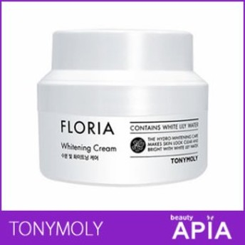 TONYMOLY (トニーモリー) - フローリア ホワイトニングクリーム (Floria Whitening Cream) [60ml] 韓国コスメ