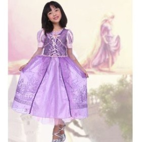 DK2290  ラプンツェル姫 ドレス お子様ドレス  コスプレ衣装 ディズニーハロウィン クリスマス♪