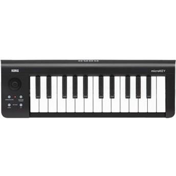 コルグ MICROKEY-25 25鍵USB MIDIキーボード・コントローラーKORG[MICROKEY25]【返品種別A】