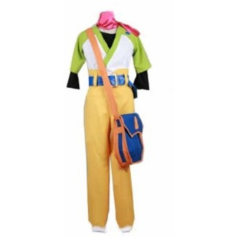 テイルズ オブ ヴェスペリア  カロル  コスプレ衣装☆完全オーダメイドも対応可能  K1717