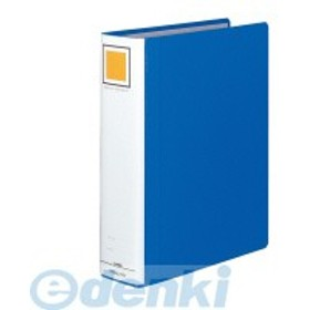 コクヨ(KOKUYO) [フ-RT660B] チューブファイル<エコツインR>A4縦 60mmとじ 2穴青 フ-RT660B