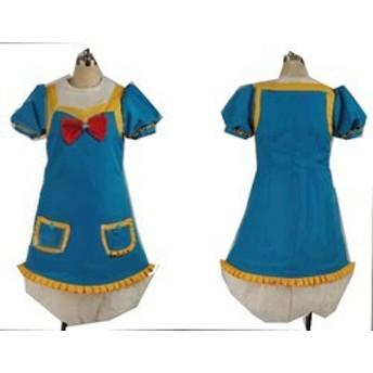 ディズニーハロウィン ディズニーランド デイジーダック風 コスプレ衣装 cosplay コスチューム