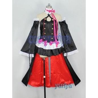 終わりのセラフ クルル・ツェペシ コスプレ衣装