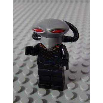 レゴ ミニフィグ スーパーヒーローズ 160 Black Manta_A