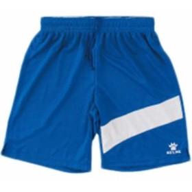 ケルメ(KELME) ゲームパンツ KC216261 ブルー×ホワイト 【サッカー フットサル トレーニングウェア プラパン】