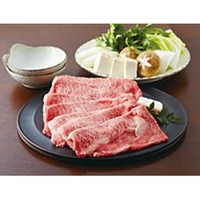 【送料無料】米沢牛 すき焼き用 肩ロース400g【ギフト館】