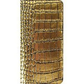 ゲイズ iPhone7 ゴールドクロコダイアリー GZ8002i7(1コ入)[ケース・ジャケット]【送料無料】