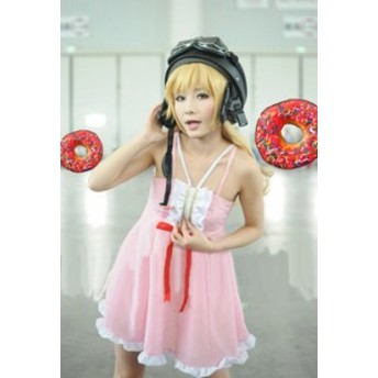 〈物語〉シリーズ 忍野 忍(おしの しのぶ) コスプレ衣装 cosplay コスチューム