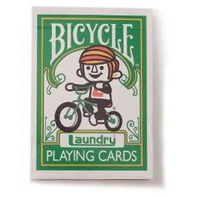 LAUNDRY Bicycle トランプ