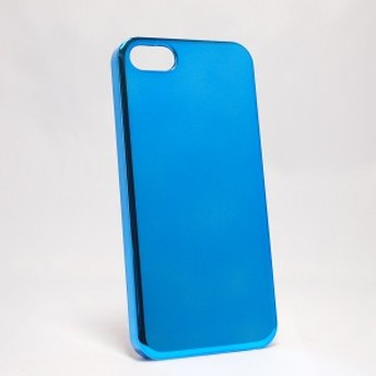 iPhone5/iPhone5s用ケース【ミラー・ブルー】