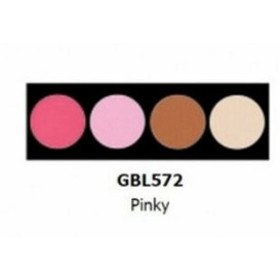 L.A. GIRL Beauty Brick Blush Collection L.A. GIRL ビューティーブリック ブラ...