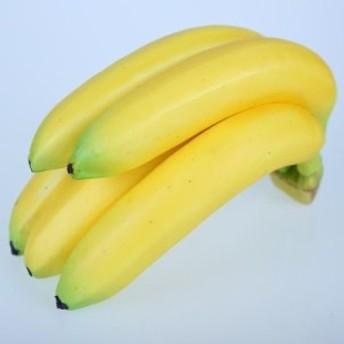 食品サンプル バナナ 房付き (5本タイプ)