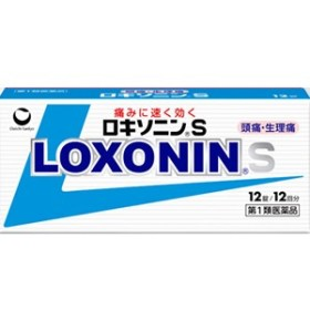 【第1類医薬品】 ロキソニンS 12錠 ※セルフメディケーション税制対象商品