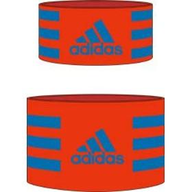 アディダス サッカー その他アクセサリー FB キャプテンマーク Z05921 RED/BLU メンズ RED/BLU