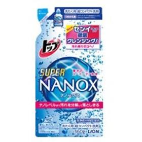 トップ スーパー ナノックス 詰替用 360g 4903301241997