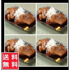 国産豚使用☆ぷるぷる☆豚足4本セット(醤油4本)  調理済み コラーゲンたっぷり067-779「送料込」