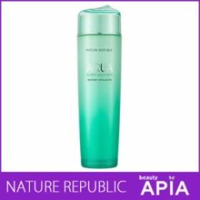 NATURE REPUBLIC (ネイチャーリパブリック) - スーパーアクア マックス ウォーターリー 水分 エマルジョン (乳液 150ml) 韓国コスメ